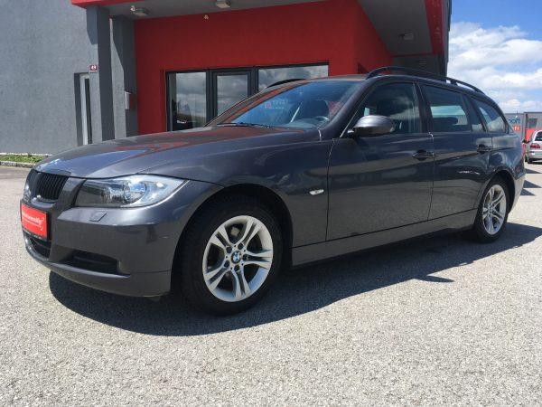BMW – 318d Touring Österreich-Paket/NAVI/DVD