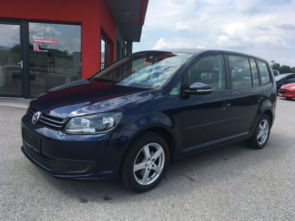 VW Touran Trendline 1,6 BMT TDI